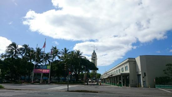 Aloha Tower Marketplace: アロハタワー