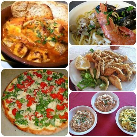Sant'Arcangelo, Italien: Alcuni piatti