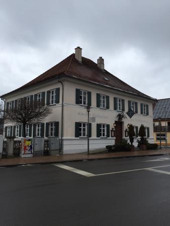 Altes Posthalterhaus