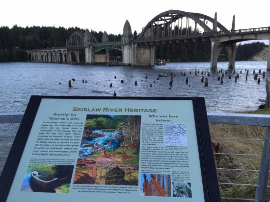 Florence, OR: Info about the bridge