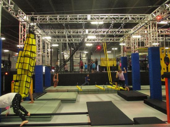 Urban Air Trampoline Park
