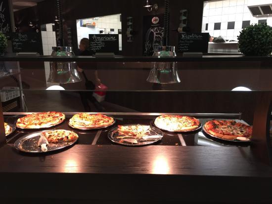 picture of pizza buffet vandoeuvre les nancy tripadvisor. Black Bedroom Furniture Sets. Home Design Ideas