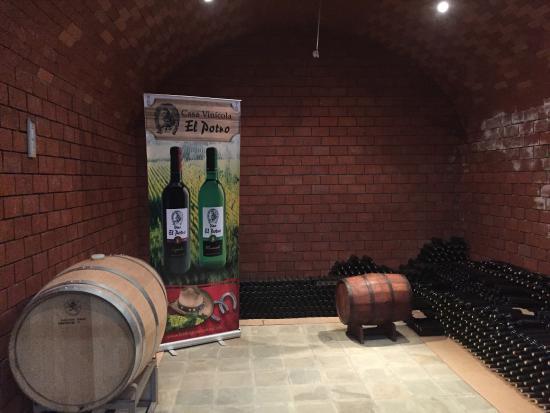 Tarija, Bolivia: Casa Vinicola El Potro