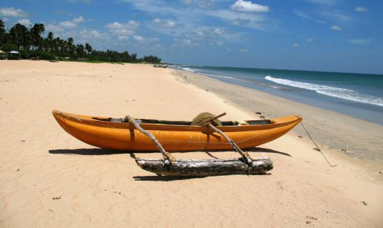 Eastern Province, Σρι Λάνκα: Trincomalee Beach