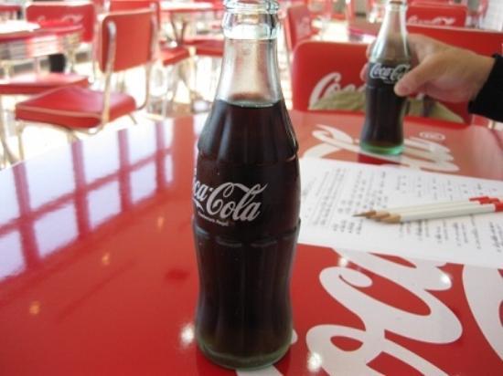 Ebino, Japón: 試飲のコーラ