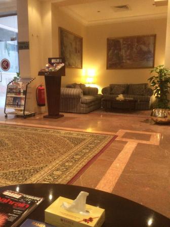 Hoora, Bahrain: лобби