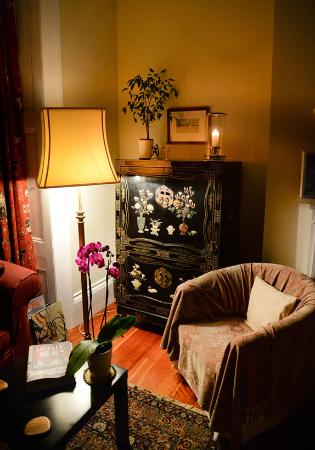 The Villa Bridlington: Relax in the evening