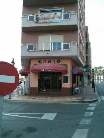 Bar El Canto