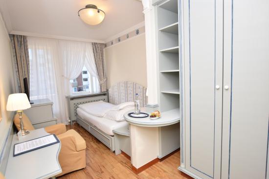Hotel Wiking Sylt: Einzelzimmer 17 qm