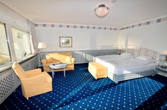 Hotel Wiking Sylt: Doppelzimmer 40 qm