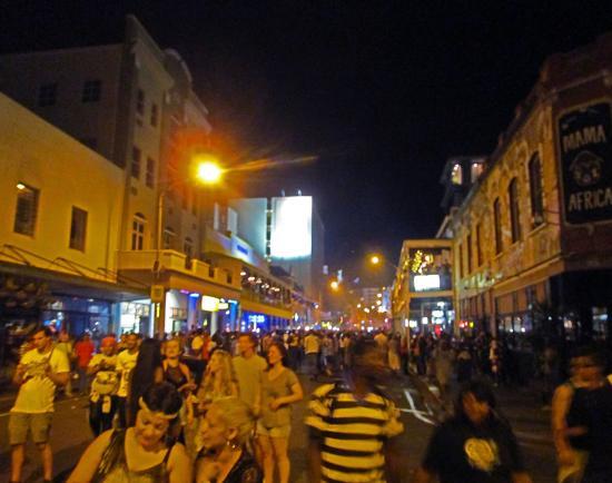 Cape Town Merkez Resmi