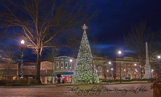 Abbeville, SC: Xmas in the Ville