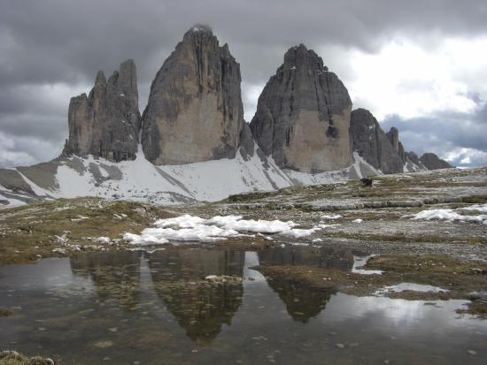 Dolomiti del Veneto, Italy: Riflessi