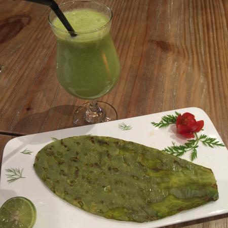 Kết quả hình ảnh cho cactus smoothie
