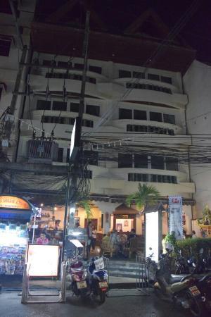 Restaurant Orchid Residence