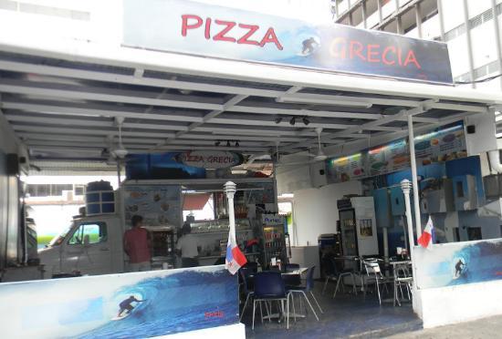 Pizza Grecia, Panama