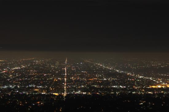 Luces de neon picture of griffith observatory los - Luces de neon ...
