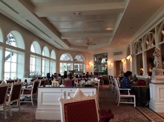 Afternoon Tea Picture Of Grand Floridian Cafe Orlando Tripadvisor