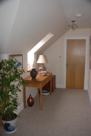 Onich, UK: Hallway