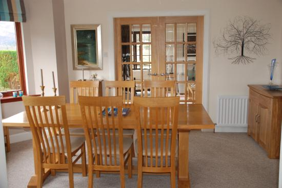 Onich, UK: Dining Room