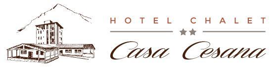 Hotel Chalet Casa Cesana : il nostro logo
