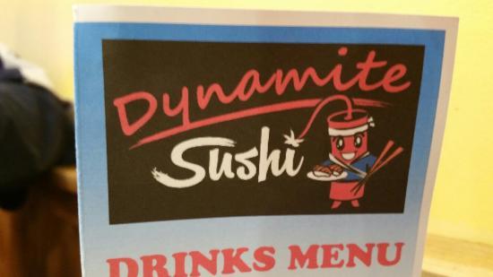 Hudson, NH: Dynamite Sushi