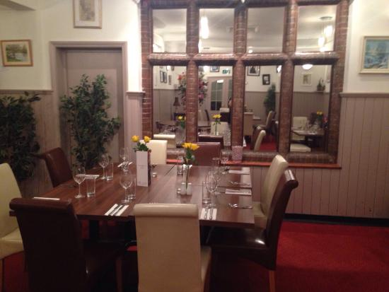 lovely restaurant with fantastic quality food in the heart of a rh tripadvisor com