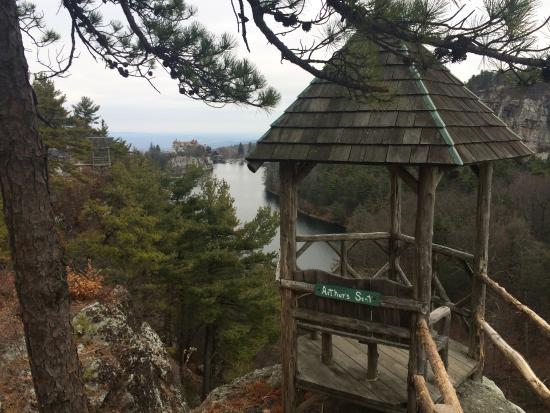 Foto Mohonk Mountain House