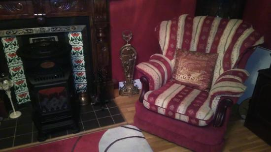 Castlebar, Irlandia: Residents Lounge