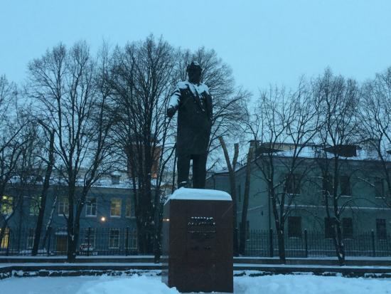 Georgiy Dimitrov Monument