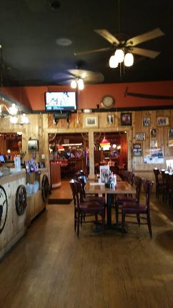 Buffalo Bill's Saloon