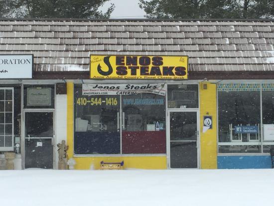 Severna Park, MD: Jeno's Steaks