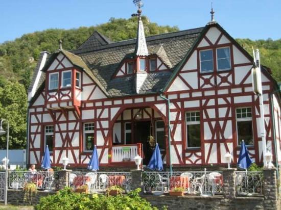 Niederfell, Tyskland: Sander