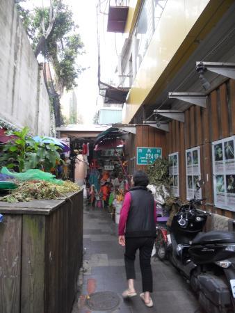 Cing Cao Lane