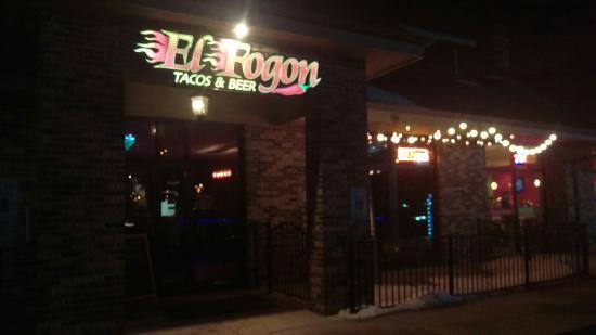 El Fogon Tacos and Beer