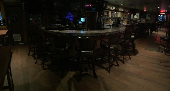 Vernon, Canadá: Comfy Bar Stools