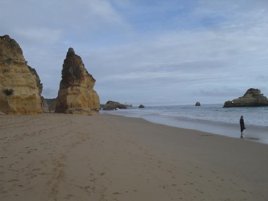 Três Castelos Beach