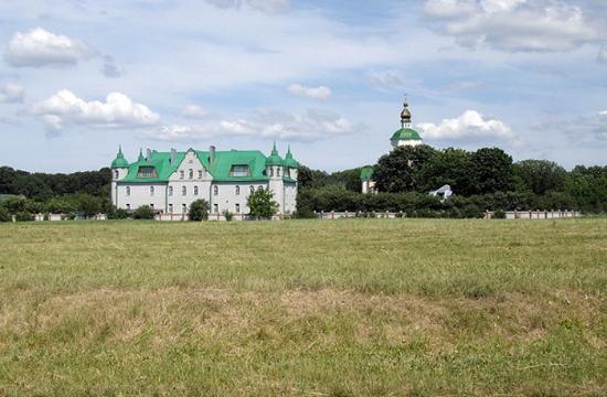 Cherkasy Oblast, Ukraina: Женский монастырь в с.Мельники, Чигиринский р-н