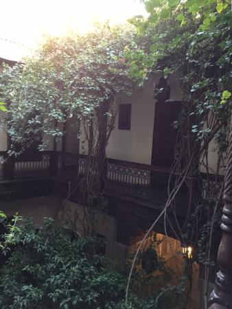 Riad Samsara: All rooms on first floor