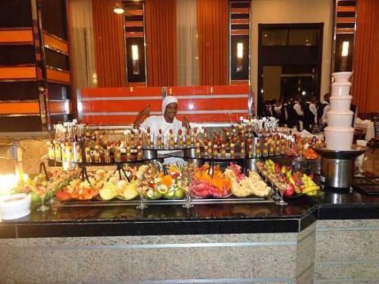 Hotel Riu Palace Bavaro Wow Buffet