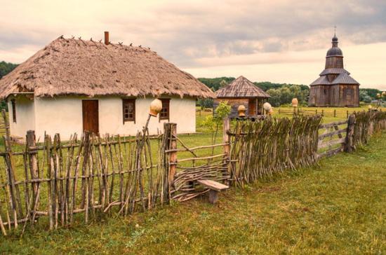 Ethnographic Complex Kazatskiy Khutor