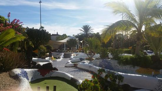 Parque Santiago Mini Golf: 20160123_104317_large.jpg