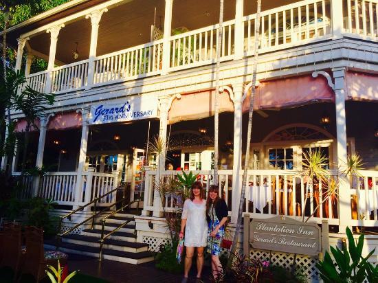 Gerard S Restaurant Maui