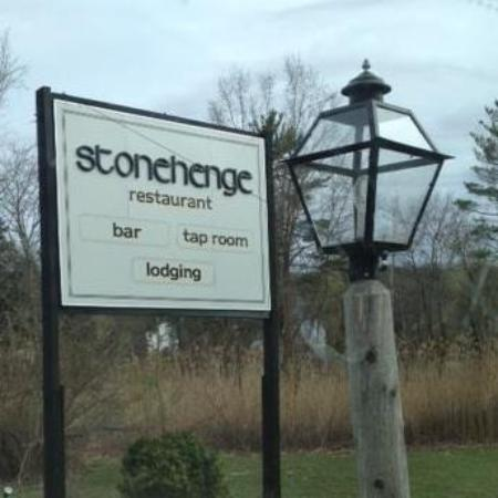 Ridgefield, CT: Iconic Sign near route 7 - to be enhanced soon!
