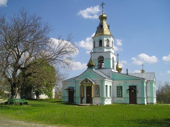 Cherkasy Oblast, Ukraine: Мужской монастырь в с.Чубовка, Черкасский р-н