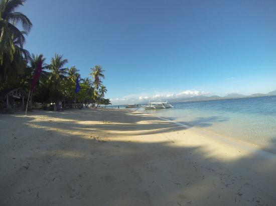 Mindoro, Filipinas: Spiaggia