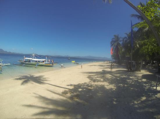 Mindoro, Filipinas: Pandan island