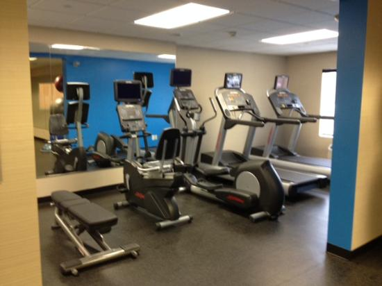 Olean, État de New York : Fitness Room