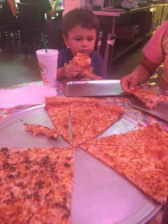 Big Lou's Pizza Photo