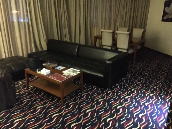 good experience at cassells al barsha hotel